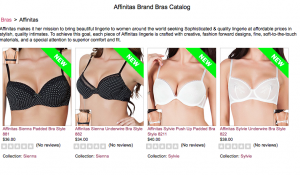 Affinitas brand highlight