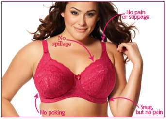 What a Well-Fitted Bra Should Feel Like
