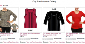 Orly Women's Apparel