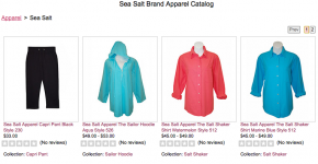 Sea Salt Brand Women's Apparel