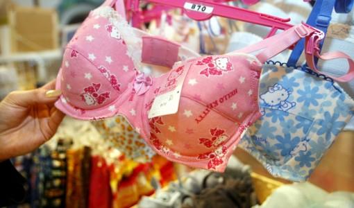 Japanese bra recall