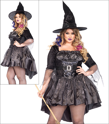 Sexy costumes for big girls