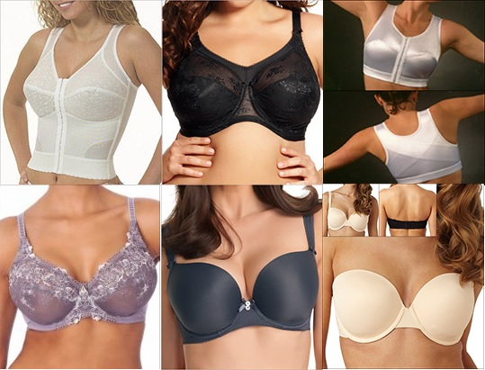 bra types blog